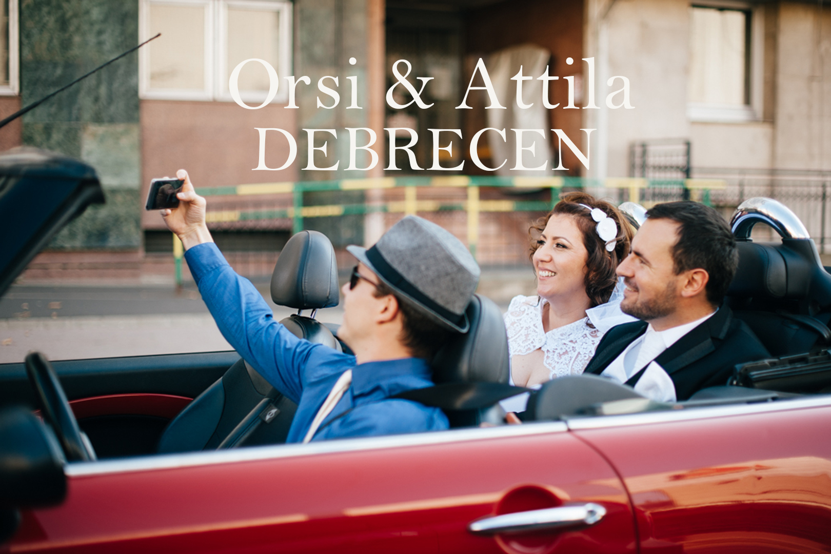 Orsi & Attila | Wedding in Debrecen
