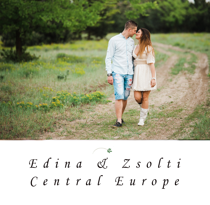 Edina & Zsolti | Engagement story