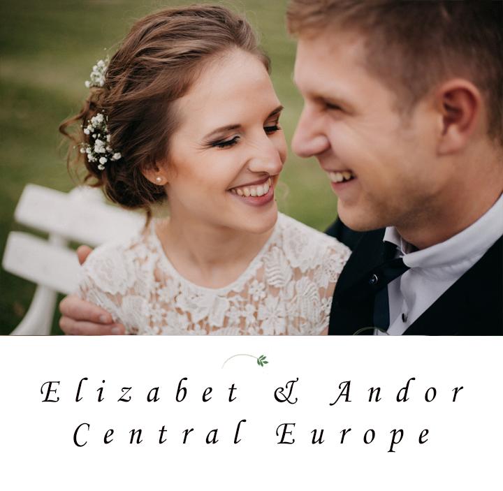 Elizabet & Andor | Love story in Lake