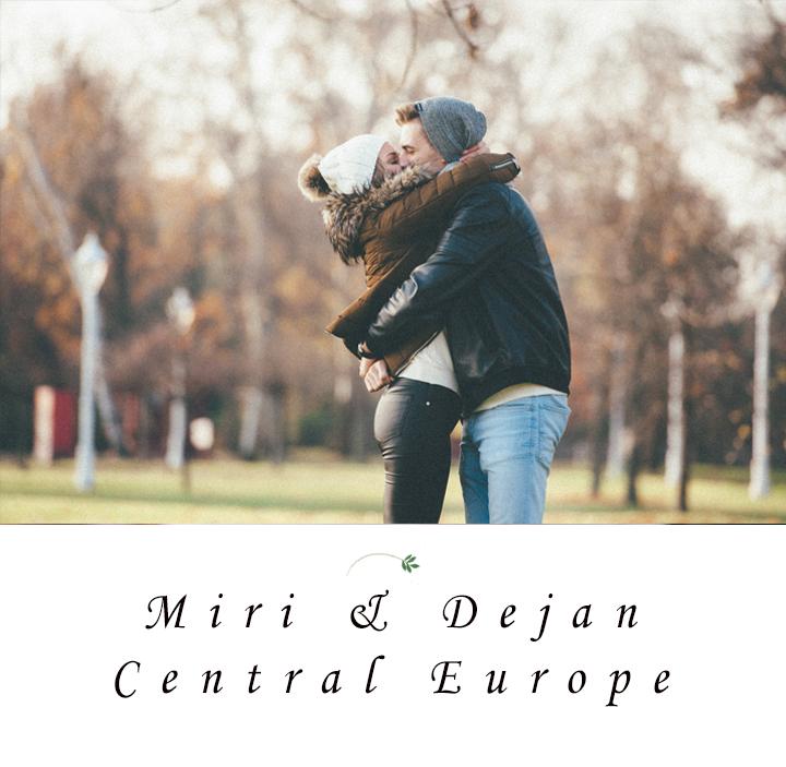 Miri & Dejan | Engagement story