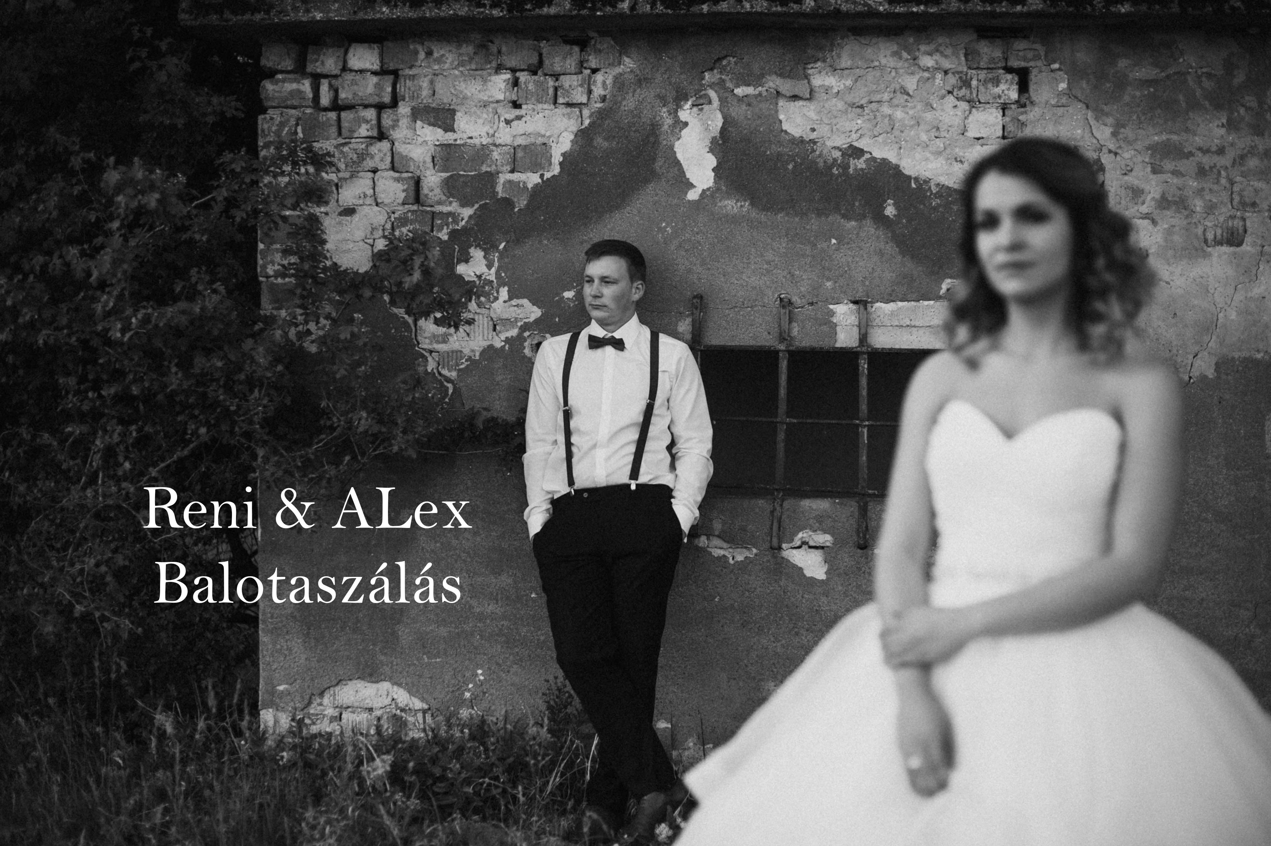 Reni & Alex Wedding day