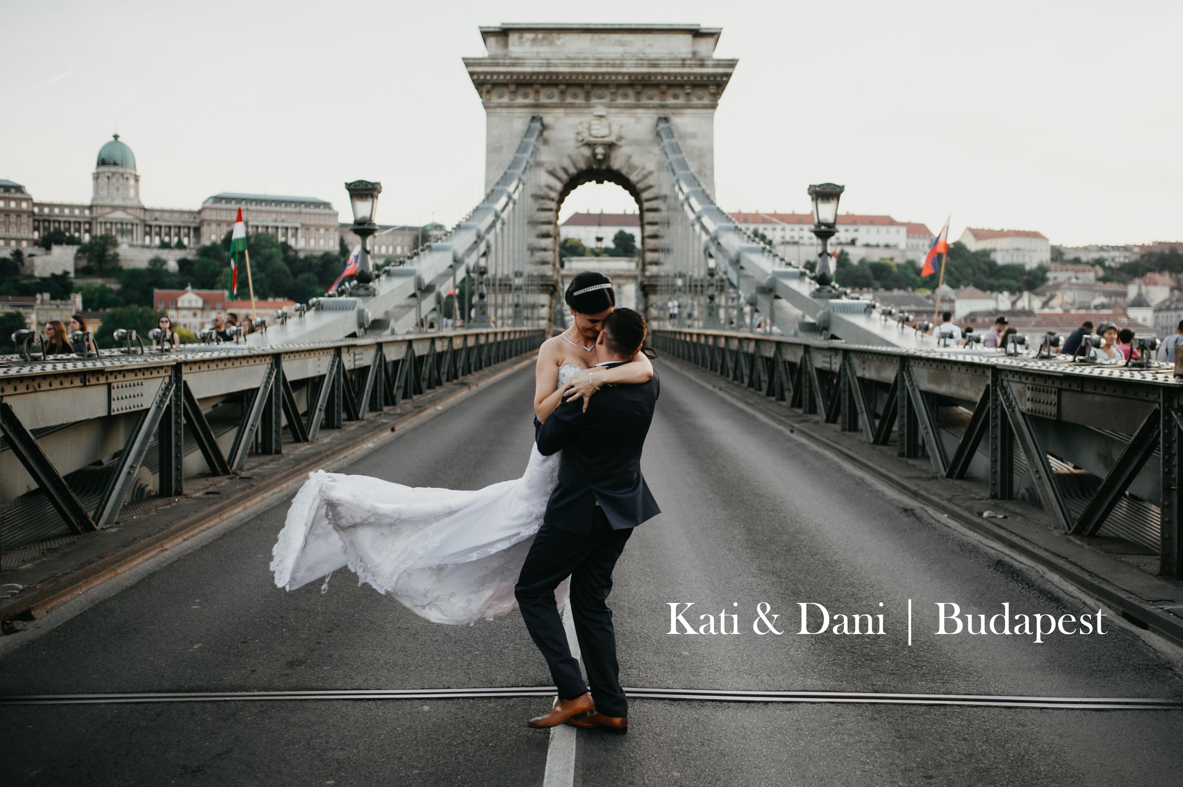 Kati & Dani | Budapest story
