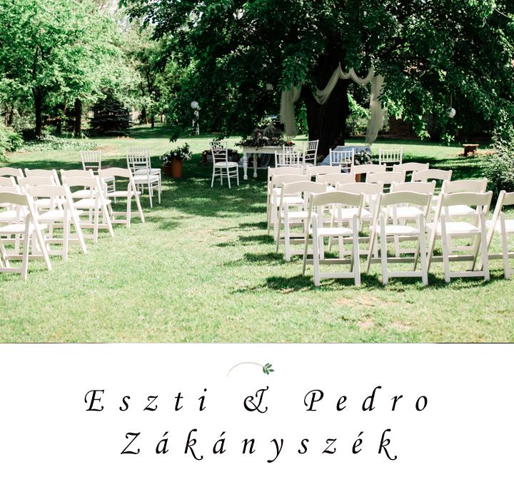 Eszti & Pedro